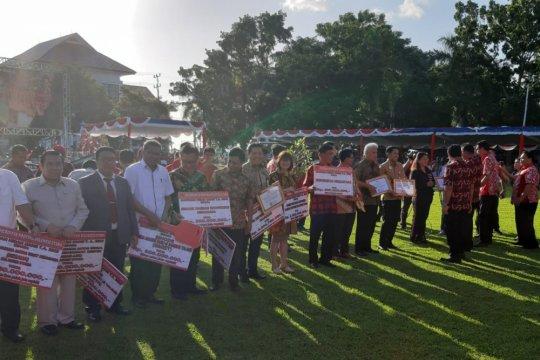 BPJAMSOSTEK-Pemprov Sulut beri perlindungan bagi 36 ribu buruh tani
