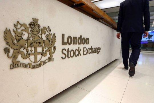 Saham Inggris perpanjang keuntungan, Indeks FTSE 100 naik 0,56 persen