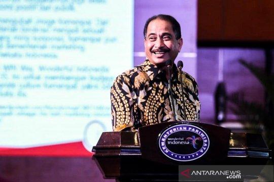Indonesia ditargetkan peringkat pertama Destinasi Wisata Halal Dunia 2019
