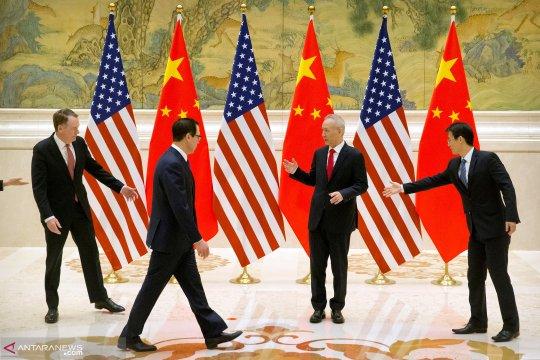 China-AS mulai lagi rundingkan perdagangan