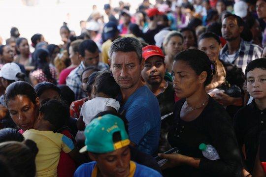 Legislator Uni Eropa ditolak masuk ke Venezuela