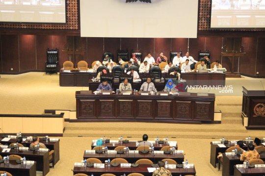 DPD RI minta Perpres penetapan status bencana  segera diterbitkan