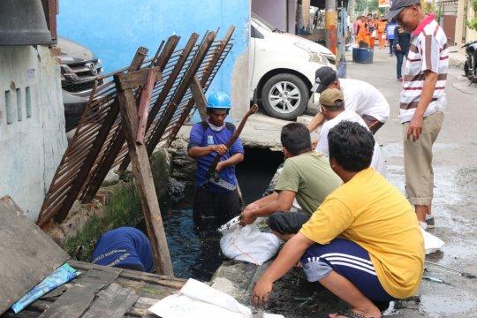 Kemasan ramah lingkungan mulai diterapkan di kantin balai kota
