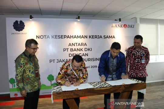 PT Jakarta Tourisindo manfaatkan layanan Bank DKI
