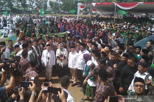 KH Ma'ruf Amin bantah dijadikan alat dalam Pemilu 2019