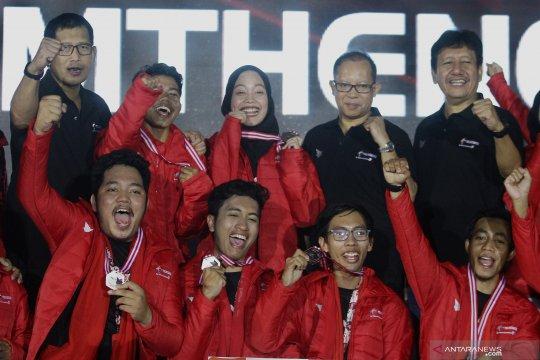 10 mahasiswa terbaik Indonesianext dikirim ke Jepang