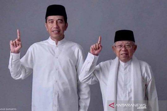 Barisan santri Pamekasan-Sumenep deklarasikan dukung Jokowi-Ma`ruf
