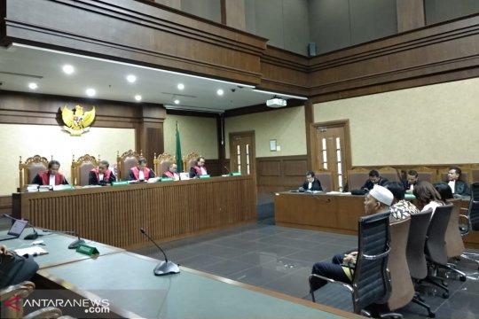 Empat orang bekas anggota DPRD Sumut divonis 4 tahun penjara
