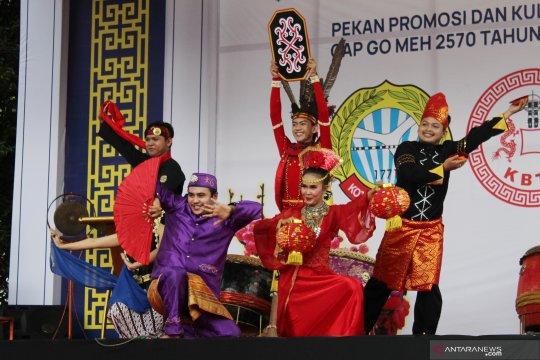 Pembukaan Festival Cap Go Meh di Pontianak