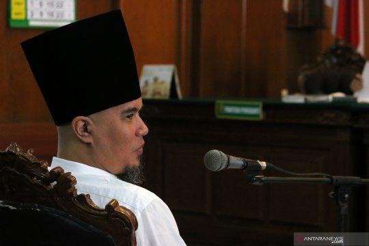 Jaksa tegasan kasus Ahmad Dhani  bukan kriminalisasi
