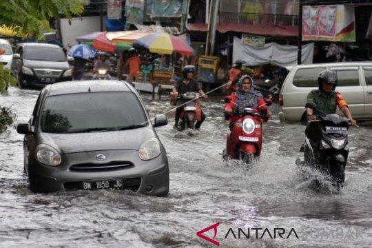 Kendalikan banjir, Pekanbaru petakan drainase dan anak sungai