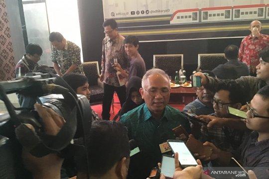 Adhi Karya sebut biaya LRT di Indonesia termurah