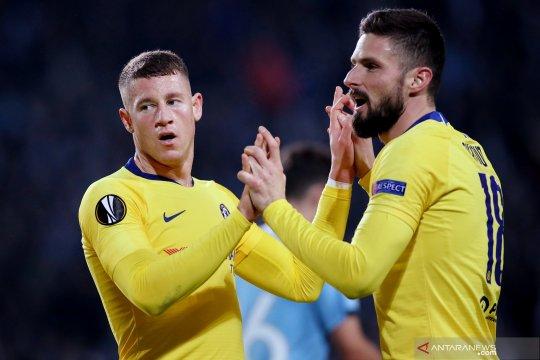 Liga Europa: Chelsea Tundukkan Malmo 2-1