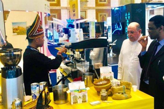 Pacu ekspor makanan dan minuman, RI bidik Arab Saudi