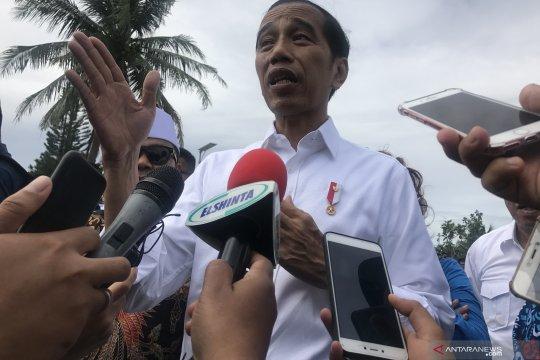 """Jokowi bangun """"prototype"""" Kampung Nelayan di Bengkulu"""