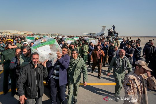 Ankara dukung Teheran dalam perangi terorisme