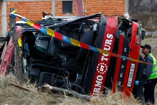 WNI korban kecelakaan bus di Malaysia ditangani KBRI Kuala Lumpur
