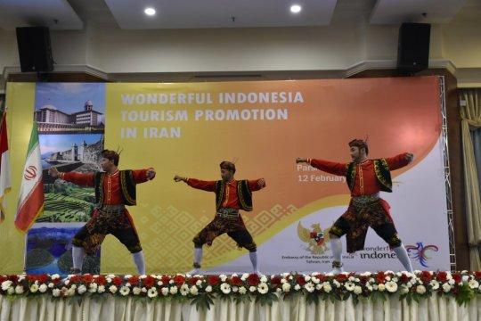 Jaring wisatawan Iran, Indonesia gelar promosi pariwisata di Teheran