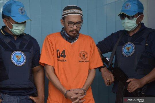 Pemusnahan Narkoba di Bali