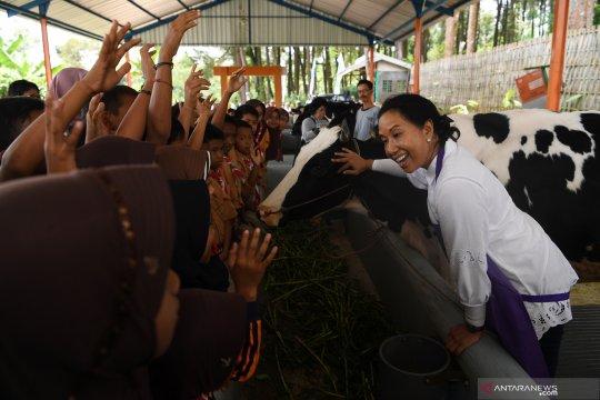 Menteri BUMN jadikan Burno Lumajang sebagai desa BNI