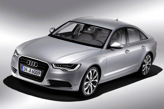 "China tarik Audi A6 Hybrid karena masalah ""heater"""