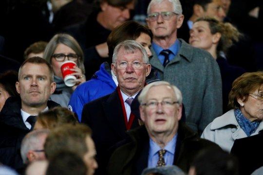 Ferguson akan pimpin Manchester United di laga amal