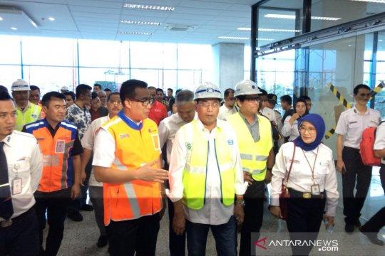 Menhub targetkan KA Bandara layani penumpang dari Stasiun Manggarai mulai Maret