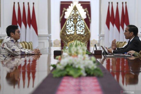 CEO Bukalapak sampaikan permintaan maaf ke Presiden Jokowi