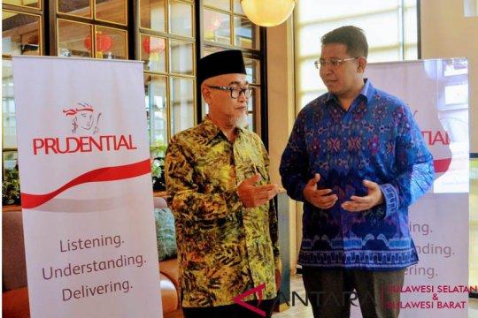 Prudential dorong pertumbuhan ekonomi wilayah timur Indonesia