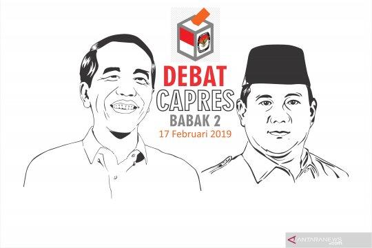 KPU buat sesi eksploratif di debat kedua