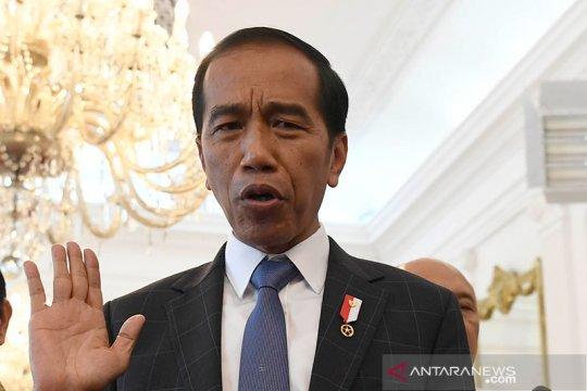Jokowi tak permasalahkan kepemilikan lahan Prabowo