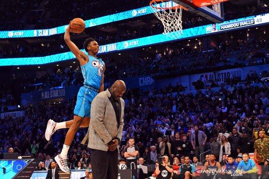 Juara Slam Dunk NBA All-Star Saturday Night