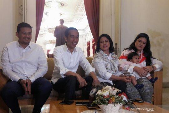 Jokowi hadapi debat kedua Pilpres 2019 dengan santai
