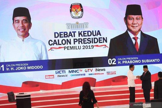 Prabowo dinilai kurang uji paparan keberhasilan Jokowi