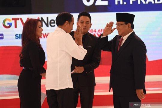 TKN bantah Jokowi gunakan alat bantu komunikasi dalam debat