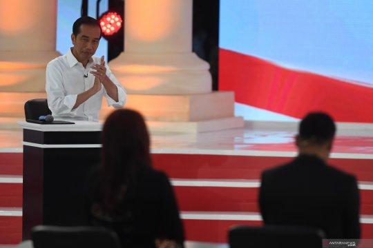 Jokowi: 11 perusahaan diberikan sanksi denda Rp18,3 triliun