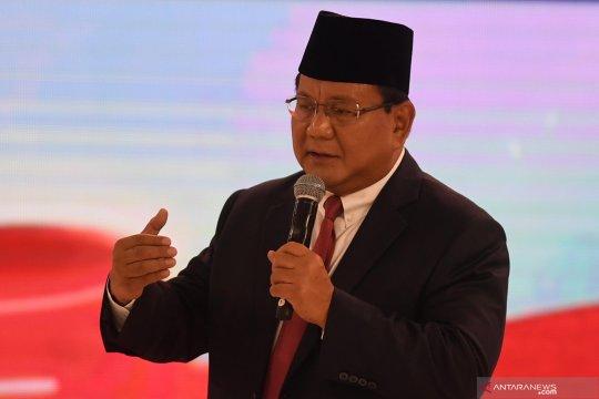 Prabowo tegaskan lagi Indonesia harus swasembada pangan