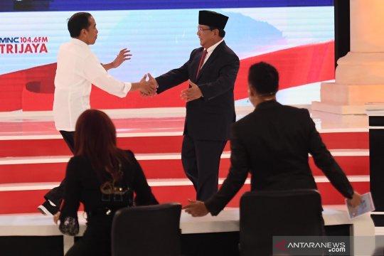 Pengamat : Prabowo buat debat kurang menarik