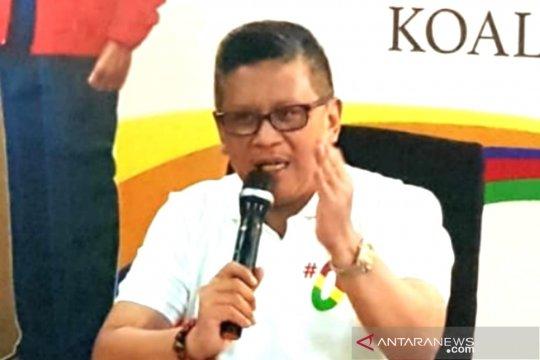 Usai debat Jokowi-Ma'ruf Amin dijadwalkan hadiri nobar 01 di Senayan