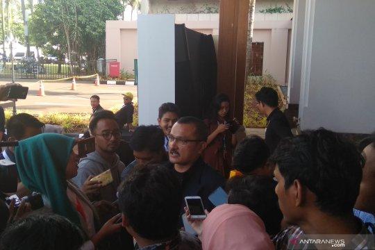 SBY tidak hadiri debat capres kedua karena menjaga Ani Yudhoyono