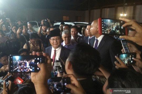 "Prabowo mengaku bawa buku ""Why Nation's Fail"" saat debat"