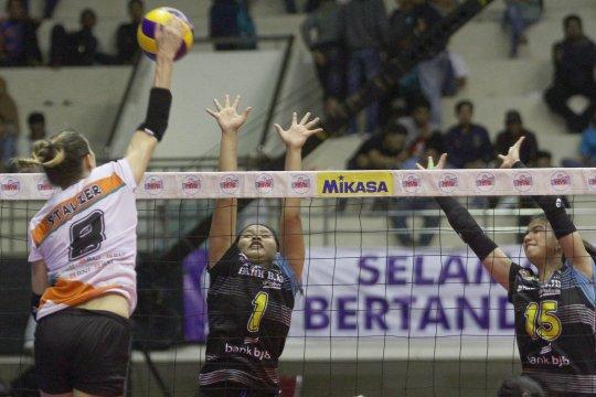 Putri Jakarta BNI rebut posisi tiga Proliga 2019