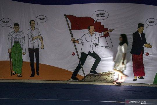 Muslim Milenial Bersatu Jawa Timur deklarasi dukung Jokowi-KH Ma'ruf Amin