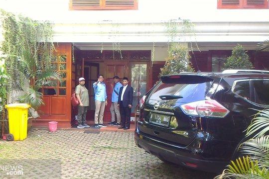 Sandiaga dan Zulkifli Hasan datangi kediaman Prabowo