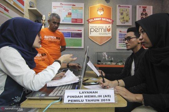 KPU Yogyakarta buka 14 titik layanan A5 corner tahap dua