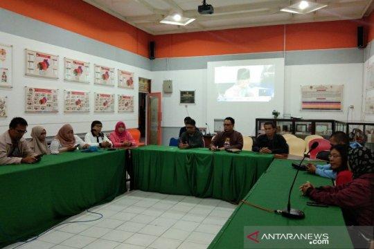 KPU Kalteng gelar nonton bareng