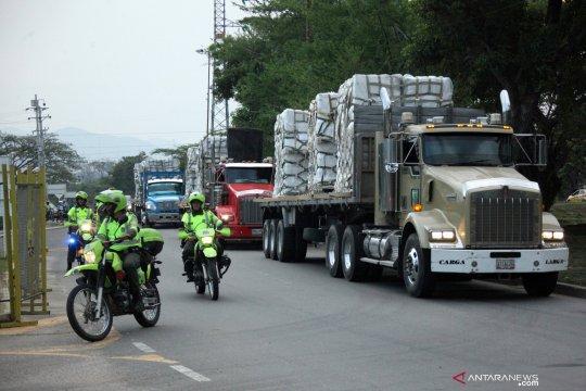 Bantuan kemanusiaan ringankan kekurangan di ruang darurat Venezuela