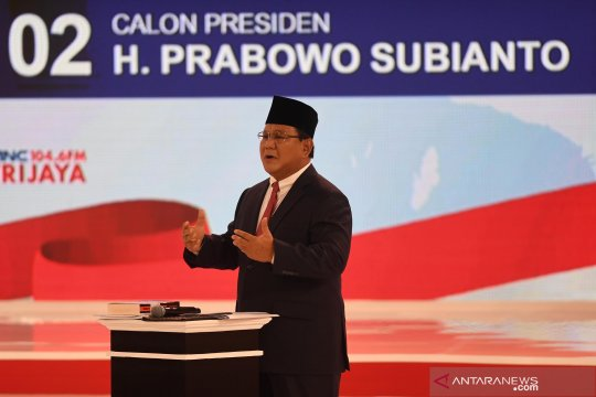 Prabowo khawatir maraknya e-commerce larikan uang Indonesia ke luar negeri