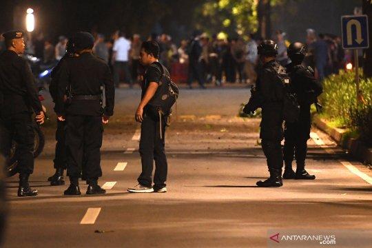 Polri: tidak terdapat korban jiwa ledakan di Parkir Timur Senayan