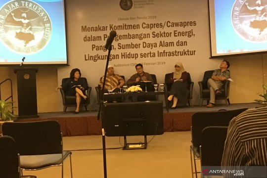 Pengamat : BBN konsep Prabowo butuh lahan luas